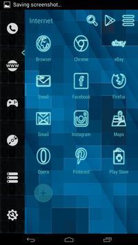 Smart Launcher Neon screenshot 2