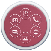 Pink Launcher icon