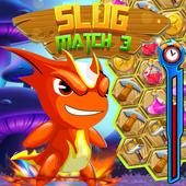 Slug Match 3 RPG icon