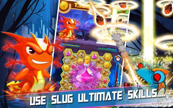 Puzzle Slugterra Match 3 RPG screenshot 5