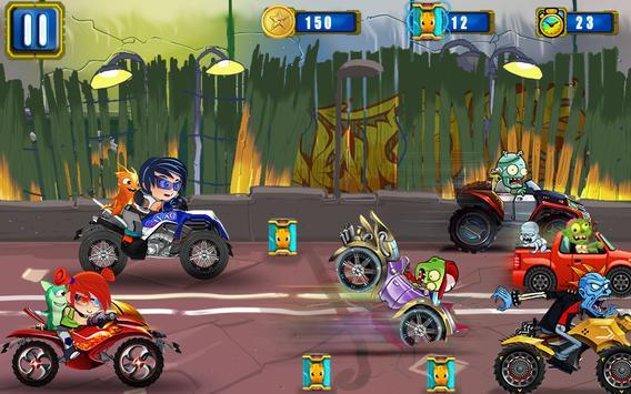 Super Slug Road Battle apk screenshot