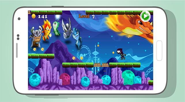 battle slugs adventure apk screenshot