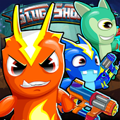 Super Slugs Jet Fire Shooter icon