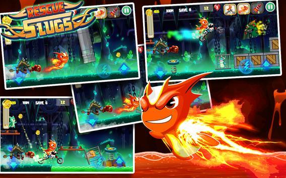 Super Slugs Transform Rescue screenshot 4