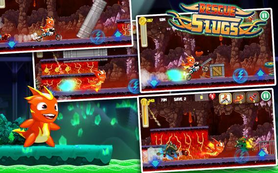 Super Slugs Transform Rescue screenshot 6