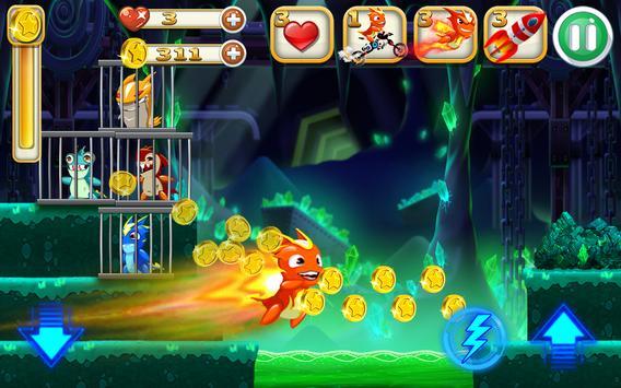 Super Slugs Transform Rescue screenshot 3