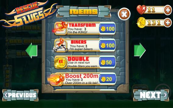 Super Slugs Rescue screenshot 10