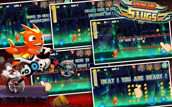 Super Slugs Rescue screenshot 6