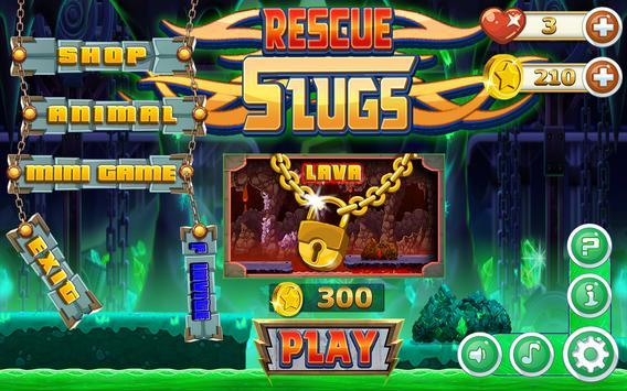 Super Slugs Rescue screenshot 8