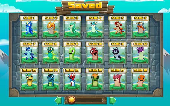 Super Slugs Rescue screenshot 9