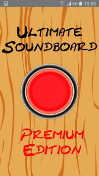 Ultimate Soundboard poster