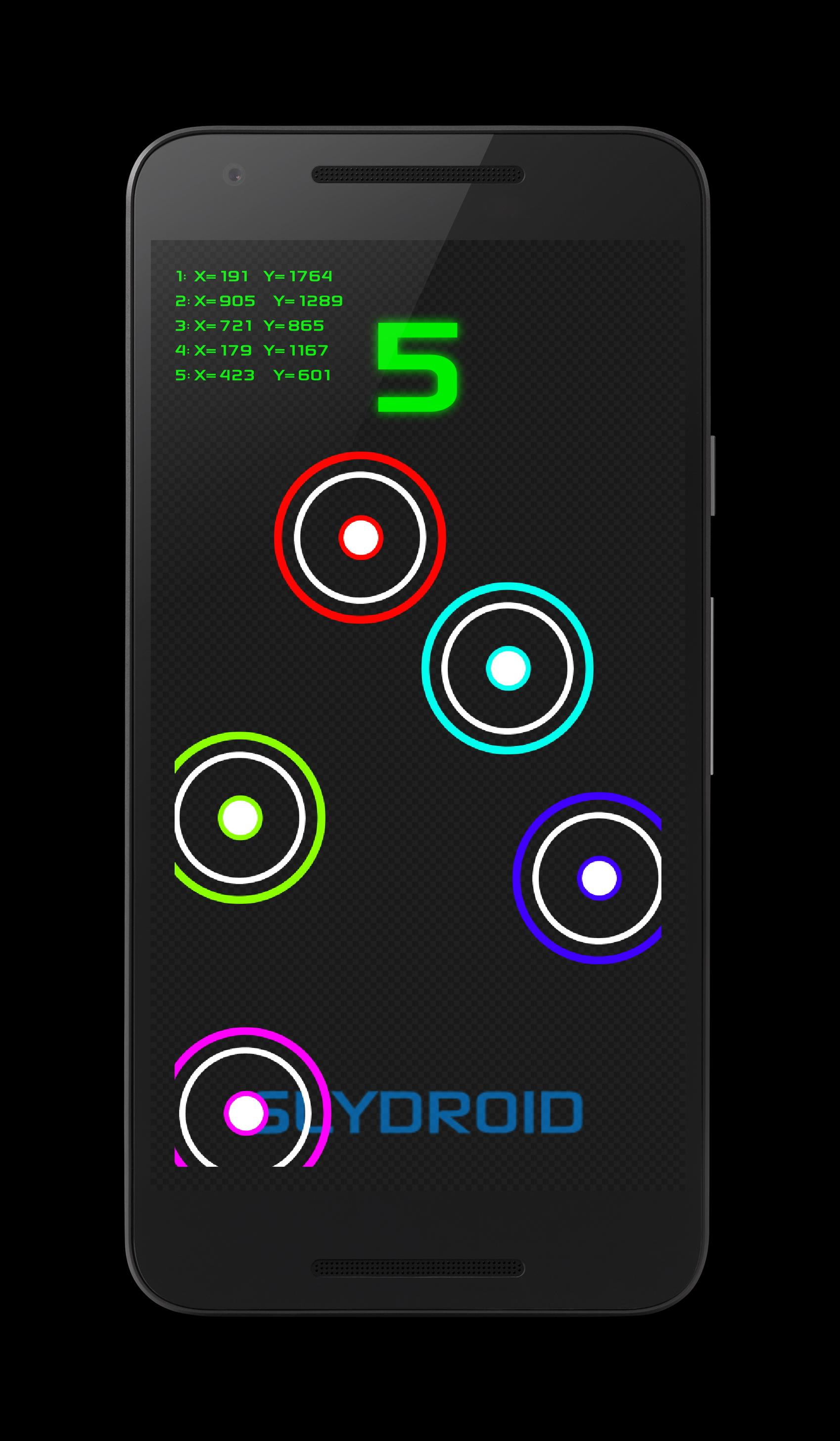 MultiTouch Tester for Android - APK Download