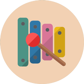 Kids Xylophone icon