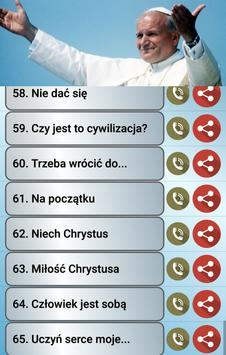 Jan Paweł II Soundboard apk screenshot