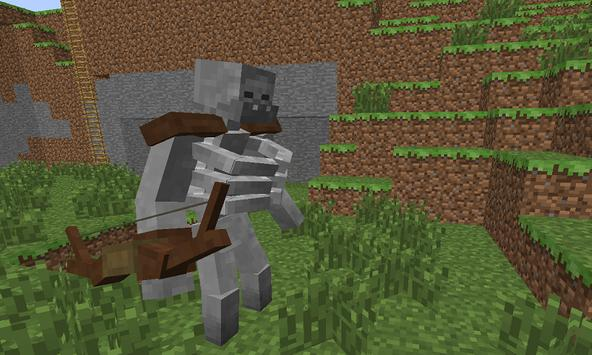 Mutant Mod for MCPE apk screenshot