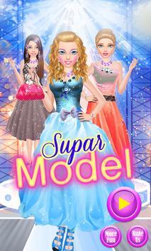 Fashion Makeover - Super Model poster