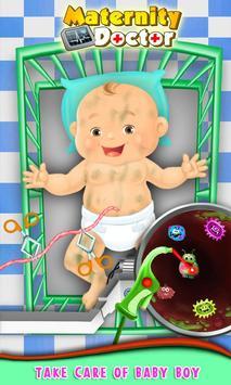 Maternity Doctor Birth Surgery apk screenshot