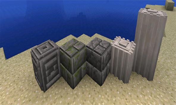 3D Block Mod for MCPE poster