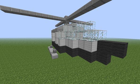 Mega Mech Mod for MCPE apk screenshot