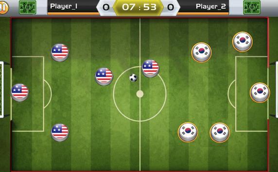 Miniature Soccer screenshot 2
