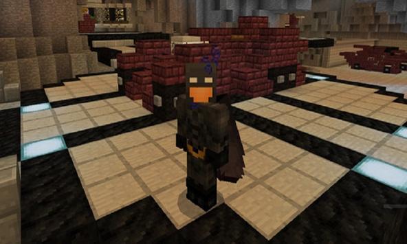 Nights Hero Mod for MCPE apk screenshot
