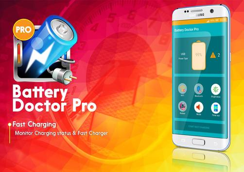 Battery Doctor Pro تصوير الشاشة 1