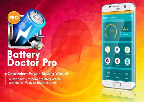 Battery Doctor Pro تصوير الشاشة 2