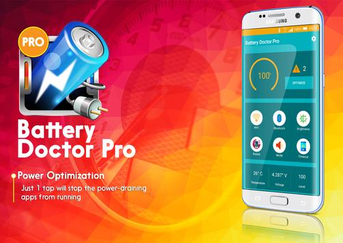 Battery Doctor Pro تصوير الشاشة 3
