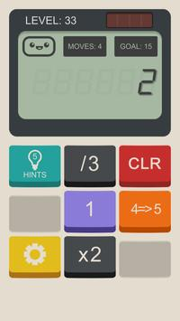 Calculator: The Game apk screenshot