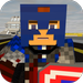 Captain Justice Mod for MCPE
