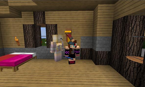 Coming Family Mod for MCPE screenshot 1