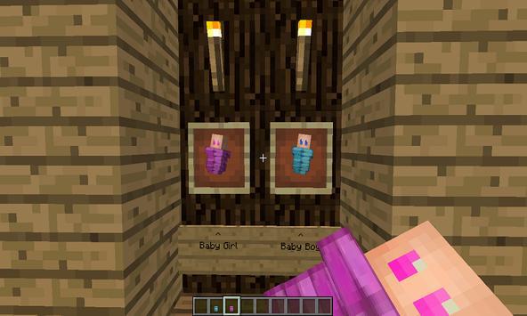 Coming Family Mod for MCPE screenshot 2