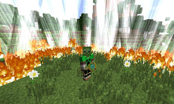 Divine Attributes Mod for MCPE apk screenshot