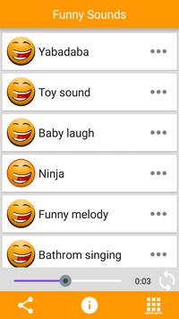 Funny Sounds apk screenshot