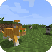 Family of Cats Mod for MCPE icon