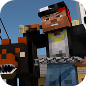 Group of Persons Mod for MCPE icon