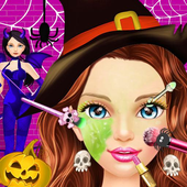 Halloween Makeover & Spa icon