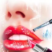 Ice Princess Lips Makeover icon