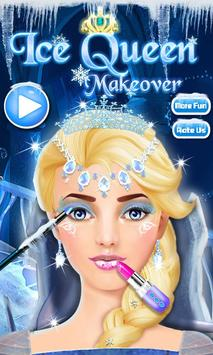 Ice Queen Makeover & Spa poster