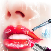 Ice Princess Lips Makeover icon