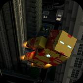 Iron Hero Mod for MCPE icon