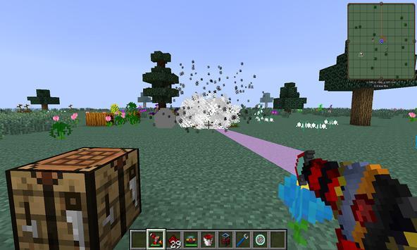 Killer Cannon Mod for MCPE apk screenshot