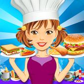 Crazy Kitchen Cooking Scramble icon