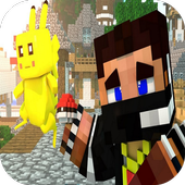 Pixel Monsters Mod for MCPE icon