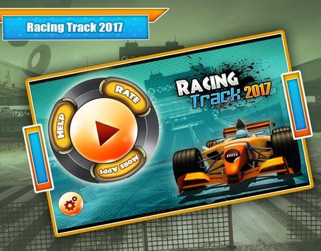 Racing Track 2K17 poster