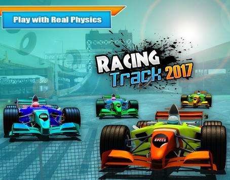 Racing Track 2K17 screenshot 2