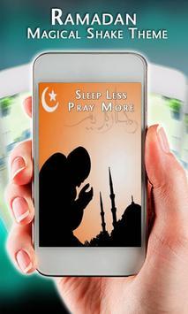 Shake Mobile to see Allah poster