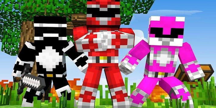 Power Heroes Mod for MCPE apk screenshot