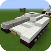 War of Tanks Mod for MCPE icon