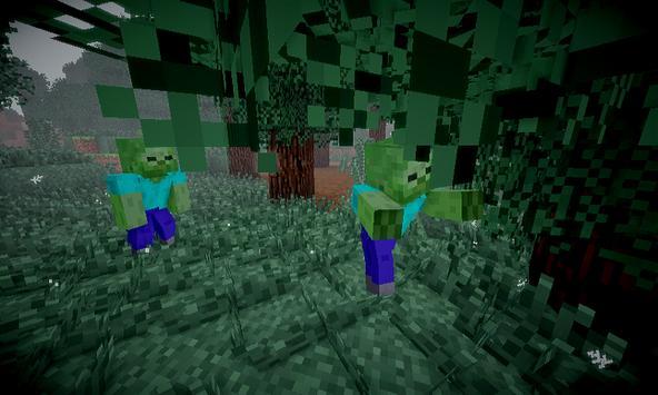 Z World Mod for MCPE screenshot 2